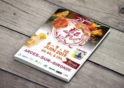 Impression de brochures commerciales, catalogues produits à Royan