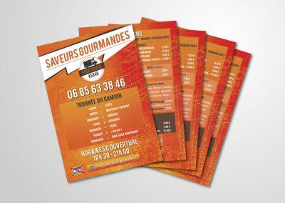 Impression rapide de flyer publicitaire personnalisé à Royan